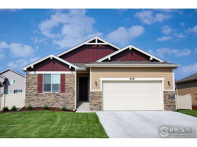 535 Cimarron Dr, Ault, CO 80610 (MLS #859558) :: The Daniels Group at Remax Alliance