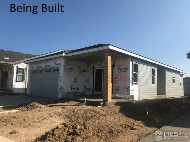 3330 Borrossa St, Evans, CO 80634 (MLS #859564) :: The Daniels Group at Remax Alliance