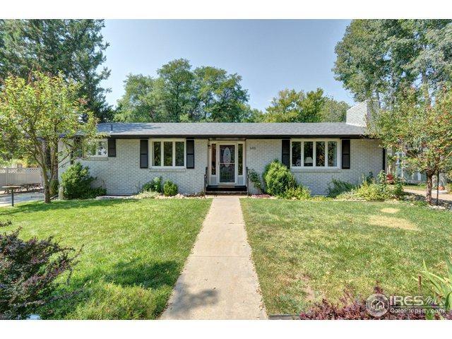 505 5th St, Berthoud, CO 80513 (MLS #859589) :: Kittle Real Estate