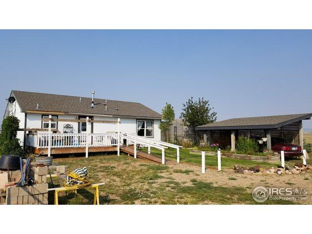 4487 Freedom Acres Rd, Wellington, CO 80549 (MLS #859600) :: Kittle Real Estate