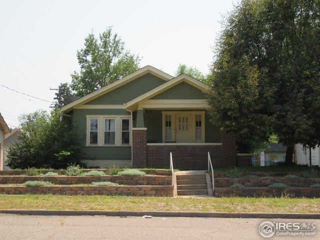 1118 18th St, Greeley, CO 80631 (#859621) :: The Peak Properties Group