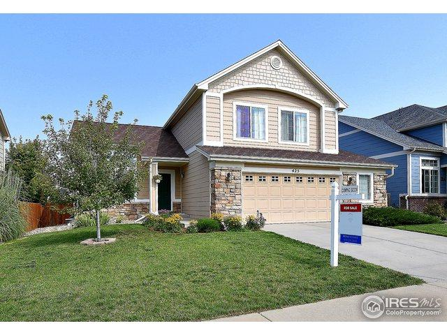 425 Expedition Ln, Johnstown, CO 80534 (MLS #859648) :: Kittle Real Estate