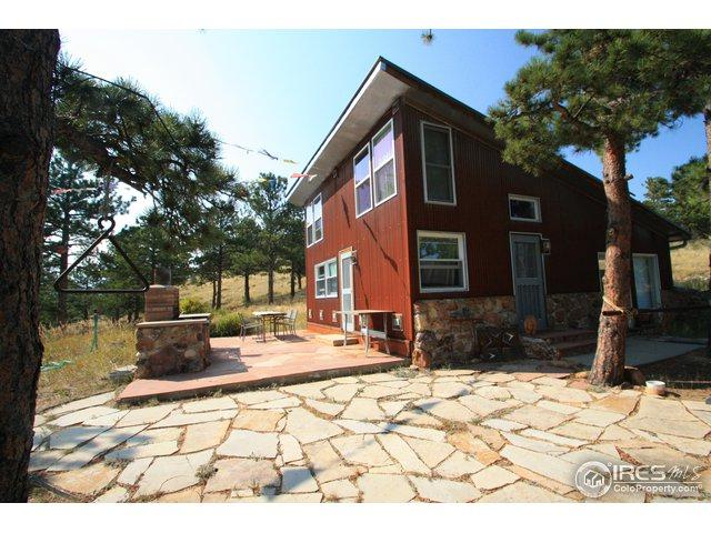 16565 State Highway 7, Lyons, CO 80540 (MLS #859683) :: The Daniels Group at Remax Alliance