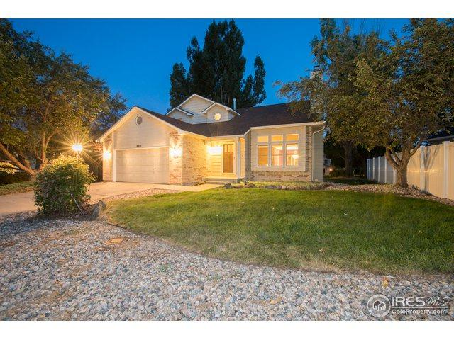 982 Claremont Pl, Loveland, CO 80538 (MLS #859702) :: Kittle Real Estate