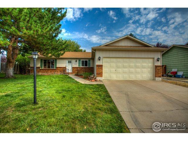 915 Black Maple Dr, Loveland, CO 80538 (MLS #859703) :: Kittle Real Estate