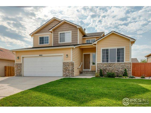 8648 W 17th St Dr, Greeley, CO 80634 (MLS #859714) :: Kittle Real Estate