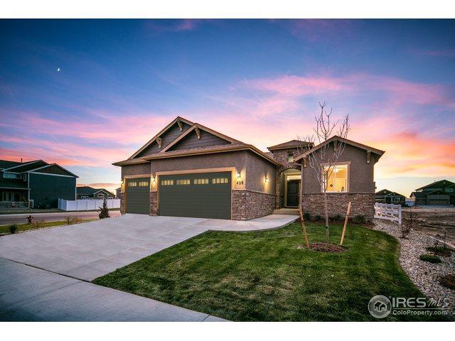 408 Vermilion Peak Dr, Windsor, CO 80550 (MLS #859718) :: Kittle Real Estate