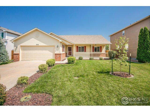306 52nd Ave, Greeley, CO 80634 (MLS #859728) :: Kittle Real Estate