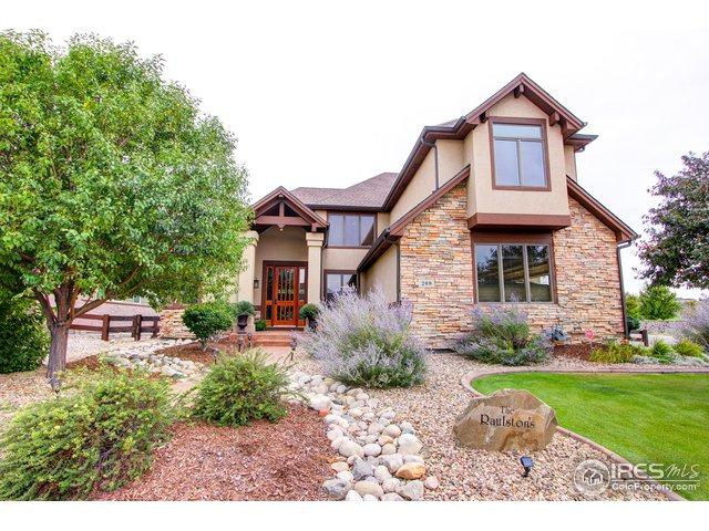 209 Tidewater Dr, Windsor, CO 80550 (#859730) :: The Peak Properties Group