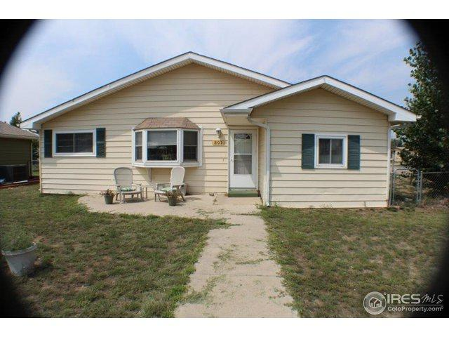 301 Karen St, Wiggins, CO 80654 (MLS #859731) :: 8z Real Estate
