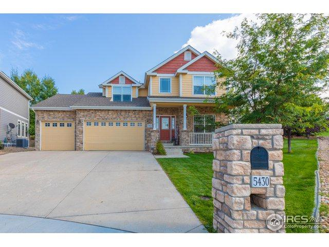 5430 W 6th St, Greeley, CO 80634 (MLS #859732) :: Kittle Real Estate