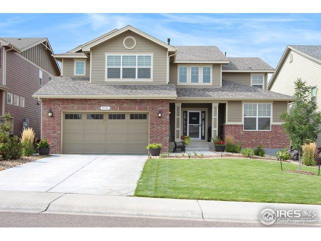 2146 Longfin Dr, Windsor, CO 80550 (MLS #859733) :: Kittle Real Estate
