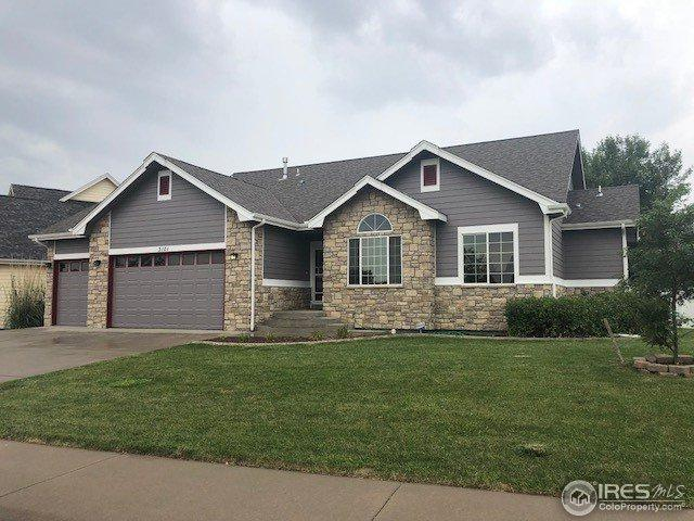 3101 66th Ave, Greeley, CO 80634 (MLS #859742) :: The Lamperes Team