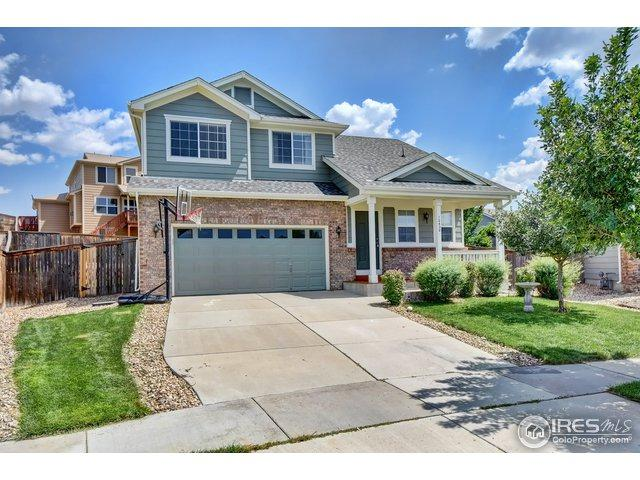 10430 Kittredge St, Commerce City, CO 80022 (#859745) :: The Peak Properties Group