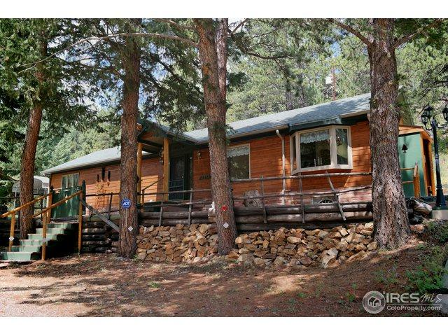 2252 Riverside Dr, Lyons, CO 80540 (MLS #859749) :: The Lamperes Team