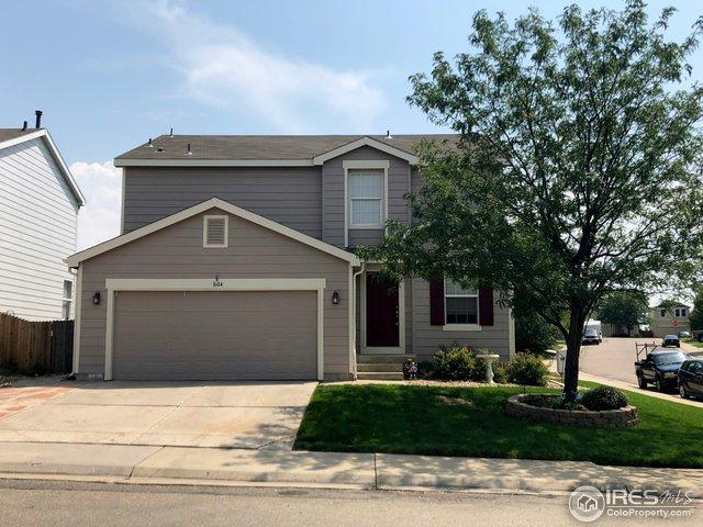 1604 Wagonwheel Dr, Fort Lupton, CO 80621 (MLS #859750) :: The Lamperes Team
