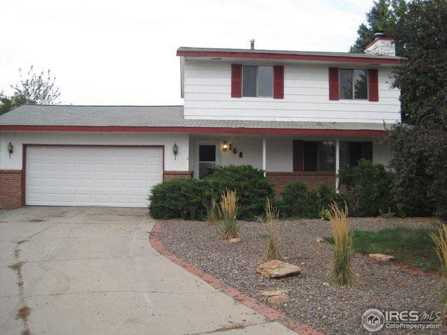 168 45th Ave Ct, Greeley, CO 80634 (MLS #859757) :: Kittle Real Estate