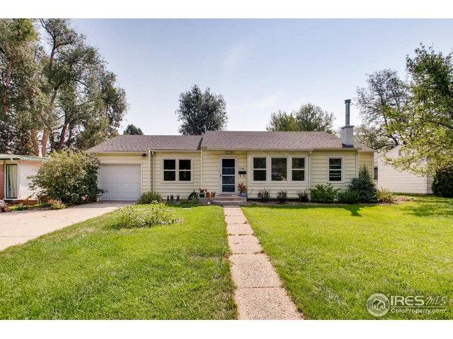 1738 Fairacre Dr, Greeley, CO 80631 (MLS #859759) :: Kittle Real Estate