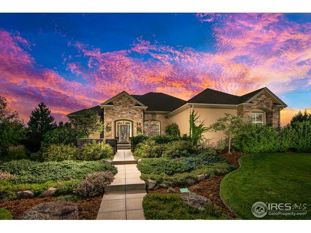 3515 Hearthfire Dr, Fort Collins, CO 80524 (MLS #859774) :: Kittle Real Estate