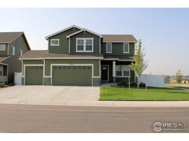 7912 W 11th St, Greeley, CO 80634 (MLS #859775) :: Kittle Real Estate