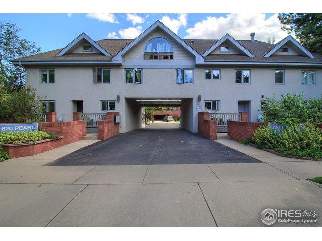 620 Pearl St A, Boulder, CO 80302 (#859777) :: The Peak Properties Group