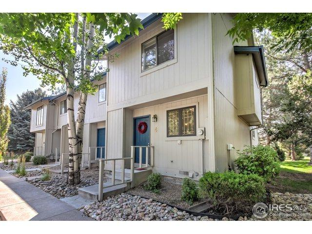 2701 Stover St #4, Fort Collins, CO 80525 (MLS #859778) :: Kittle Real Estate