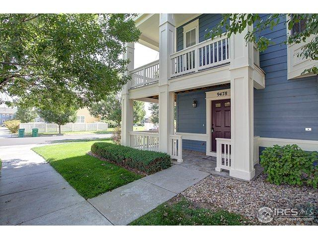 9478 E 108th Ave, Commerce City, CO 80640 (#859786) :: The Peak Properties Group