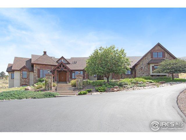 3054 Suri Trl, Bellvue, CO 80512 (MLS #859796) :: 8z Real Estate