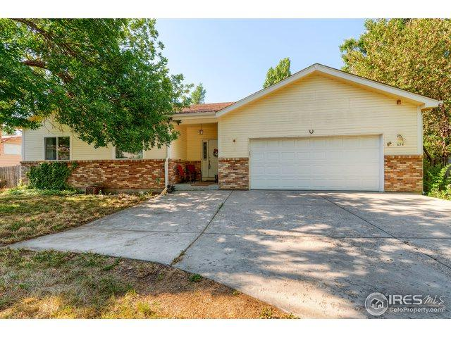634 W 10th St, Loveland, CO 80537 (MLS #859801) :: Kittle Real Estate