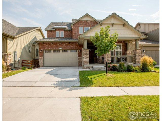 2120 Blue Yonder Way, Fort Collins, CO 80525 (#859805) :: My Home Team