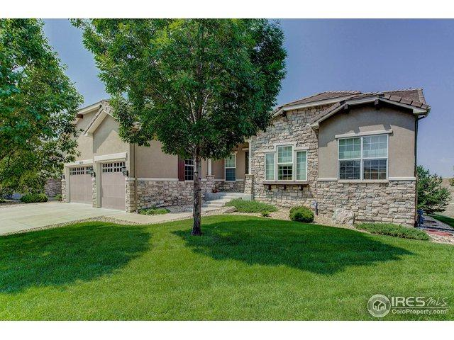 16555 Grays Way, Broomfield, CO 80023 (#859815) :: The Peak Properties Group