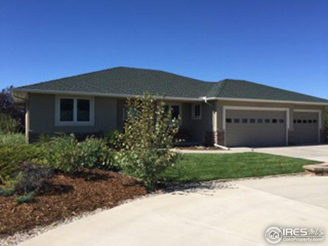 4319 Vista Lake Dr, Fort Collins, CO 80524 (#859838) :: The Peak Properties Group