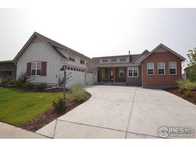 2515 Chaplin Creek Dr, Loveland, CO 80538 (#859845) :: The Peak Properties Group