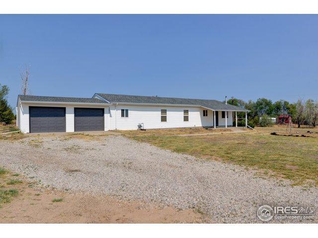 15077 County Road 49, La Salle, CO 80645 (#859849) :: The Peak Properties Group