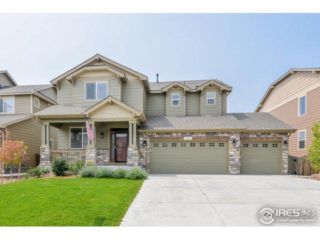 5669 Foxfire St, Timnath, CO 80547 (MLS #859885) :: 8z Real Estate