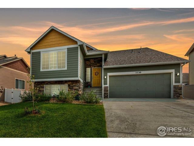 2230 74th Ave, Greeley, CO 80634 (#859887) :: The Griffith Home Team