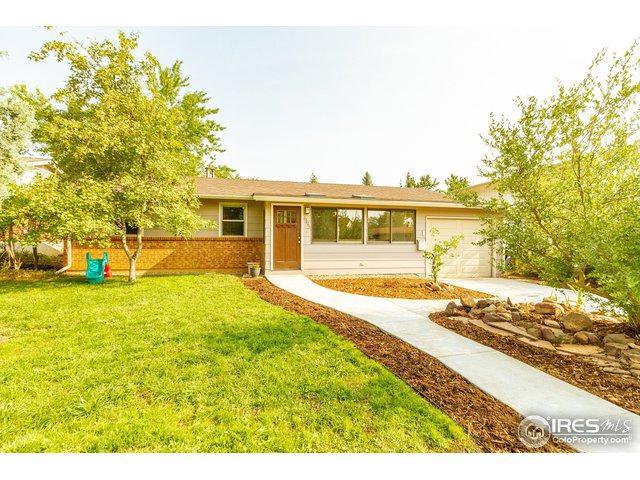 3195 Darley Ave, Boulder, CO 80305 (#859918) :: The Peak Properties Group