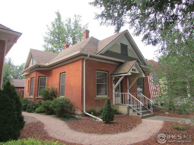 1017 W Mountain Ave, Fort Collins, CO 80521 (MLS #859938) :: 8z Real Estate