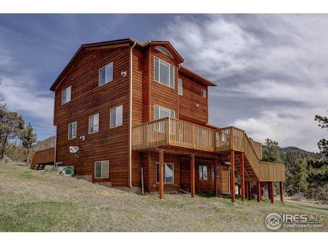 241 Choctaw Rd, Lyons, CO 80540 (MLS #860055) :: 8z Real Estate