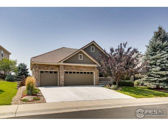 22860 Hope Dale Ave, Parker, CO 80138 (#860082) :: The Peak Properties Group