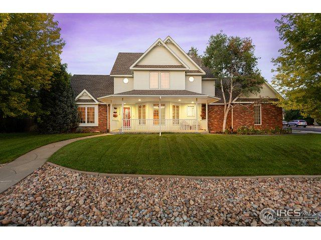2032 65th Ave, Greeley, CO 80634 (MLS #860111) :: 8z Real Estate