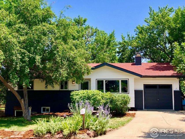 1266 Bear Mountain Ct, Boulder, CO 80305 (#860133) :: The Griffith Home Team
