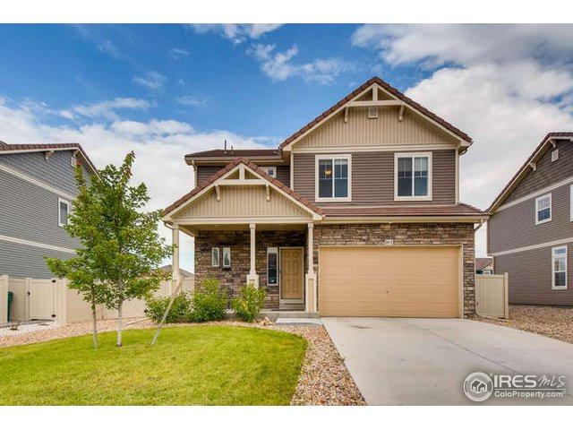 3417 Mountainwood Ln, Johnstown, CO 80534 (#860144) :: My Home Team