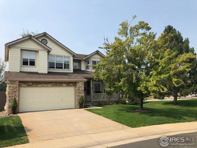 838 Spyglass Cir, Louisville, CO 80027 (MLS #860160) :: 8z Real Estate