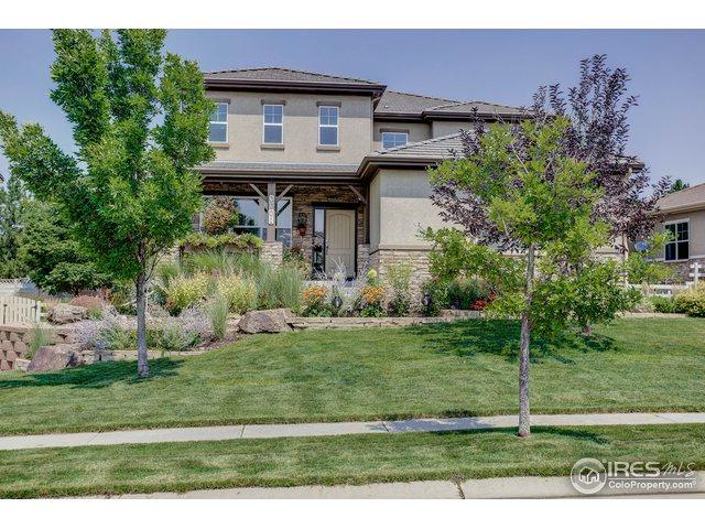 3301 Traver Dr, Broomfield, CO 80023 (#860161) :: The Peak Properties Group