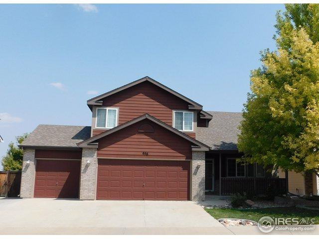 656 Foxtail Way, Severance, CO 80550 (#860167) :: The Peak Properties Group