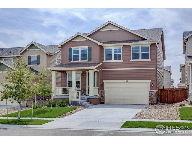 668 W 171st Pl, Broomfield, CO 80023 (#860194) :: The Peak Properties Group