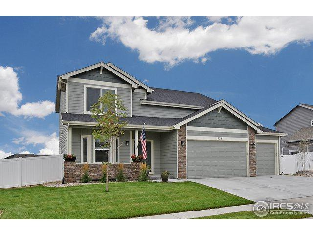 725 Blue Jay Dr, Severance, CO 80550 (#860200) :: The Peak Properties Group