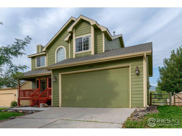 1157 Argento Dr, Fort Collins, CO 80521 (#860202) :: The Peak Properties Group