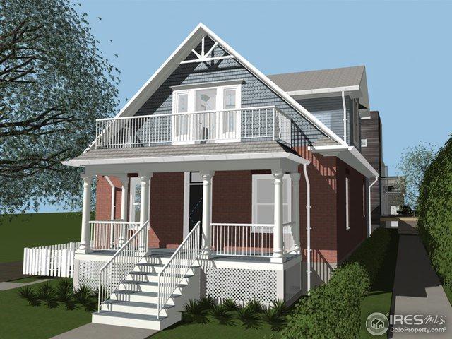 1627 17th St, Boulder, CO 80302 (MLS #860207) :: Colorado Home Finder Realty